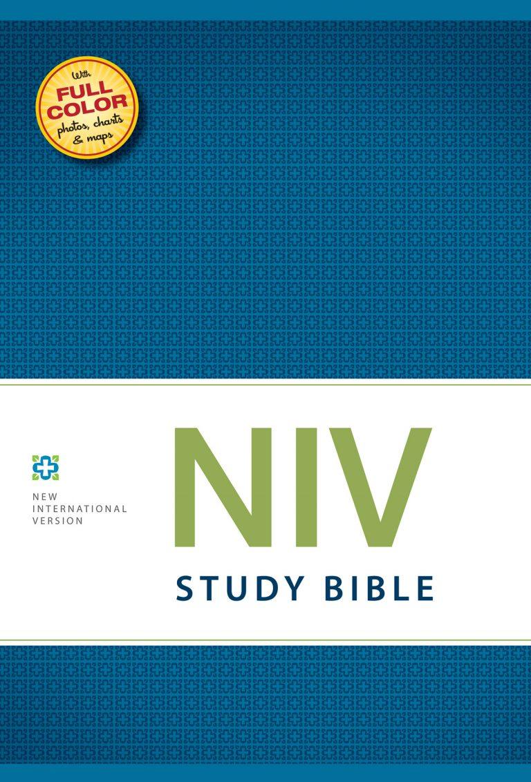 New International Version Bible (NIV)