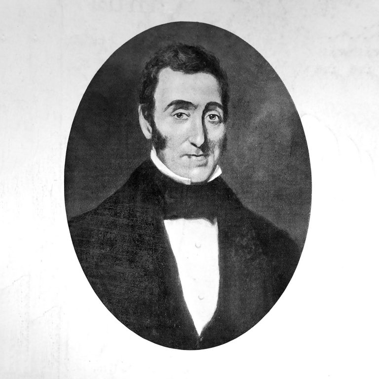 Portrait of William Collins