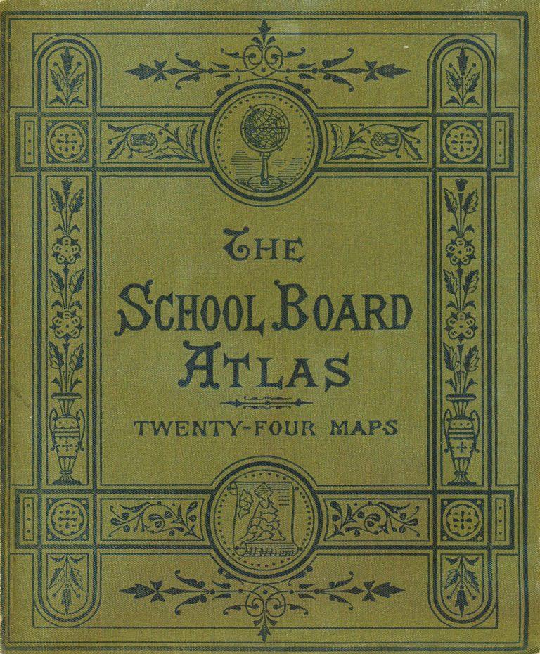 The School Board Atlas // Twenty-Four Maps