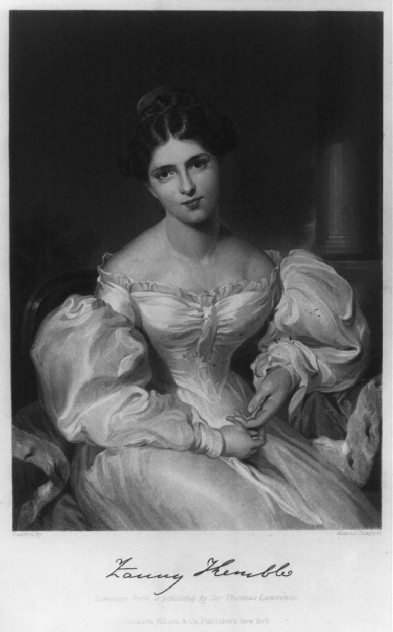 Fanny Kemble