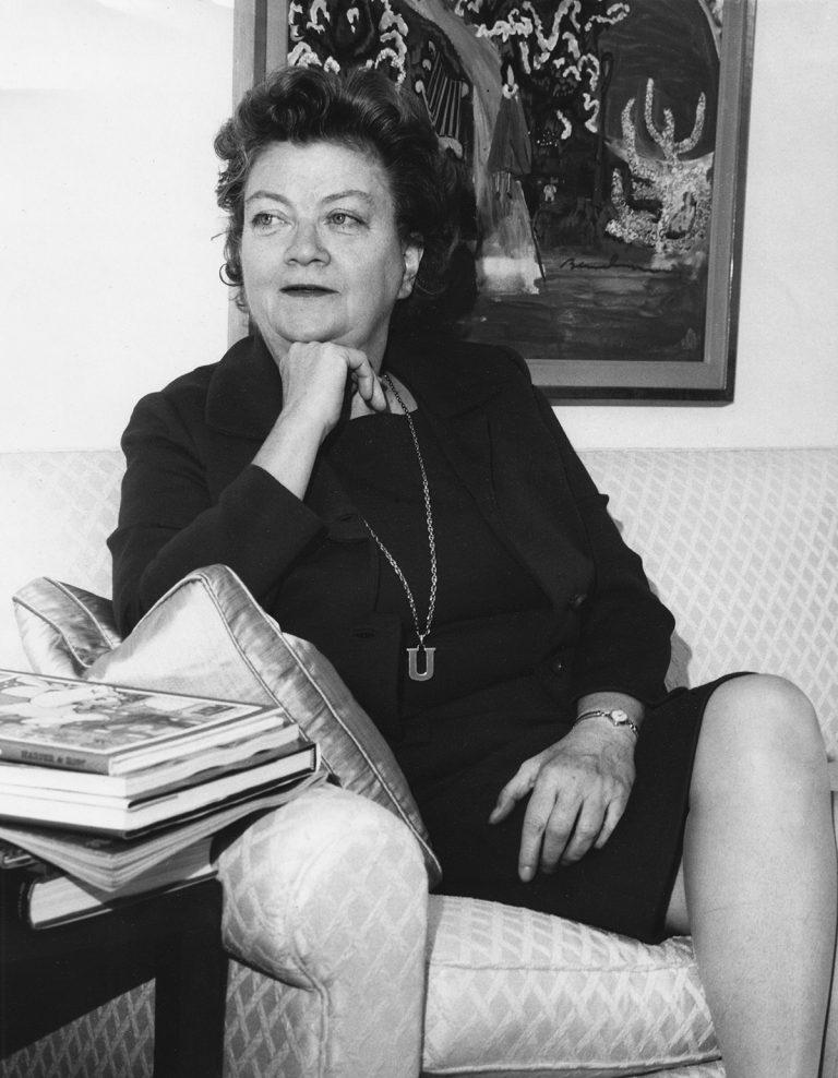 Ursula Nordstrom.
