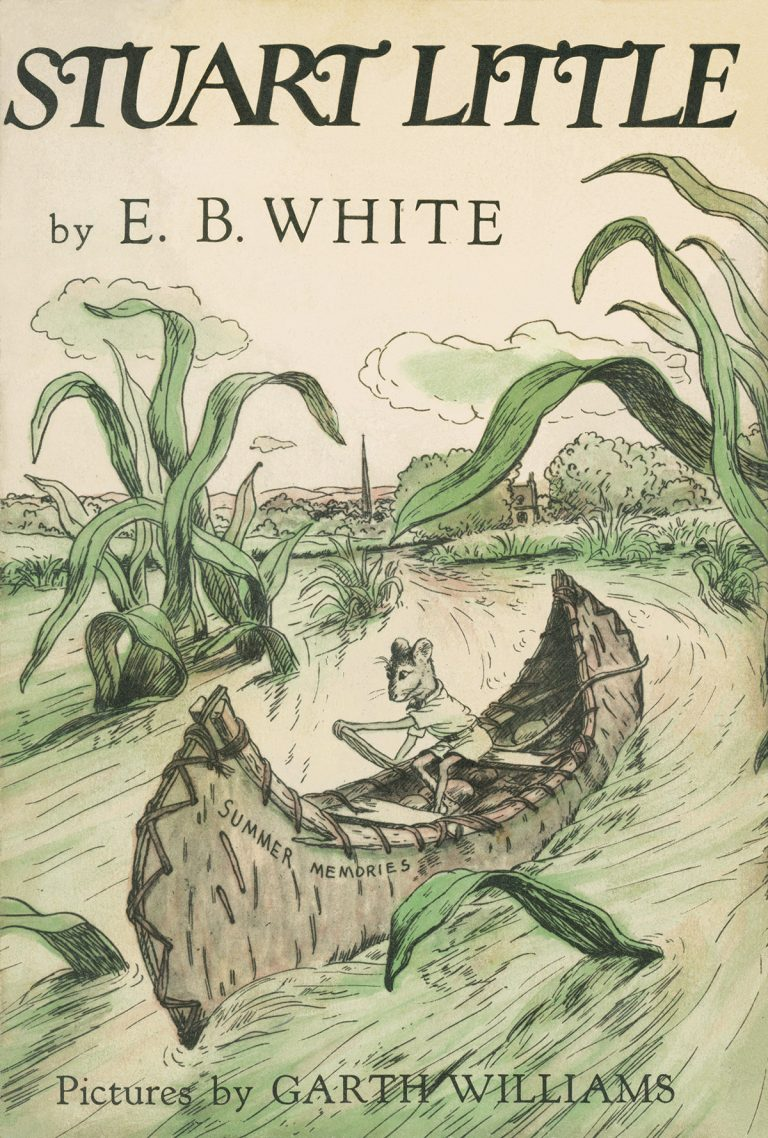 Stuart Little by E. B. White (1945).