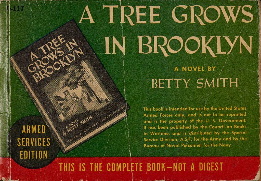a tree grows in brooklyn essays