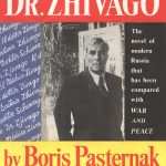 Dr. Zhivago by Boris Pasternak (Cover)