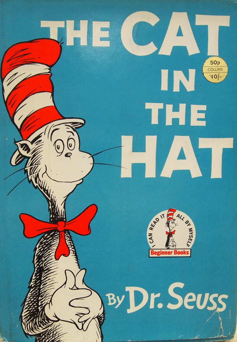 The Cat in the Hat by Dr. Seuss (Original Cover)