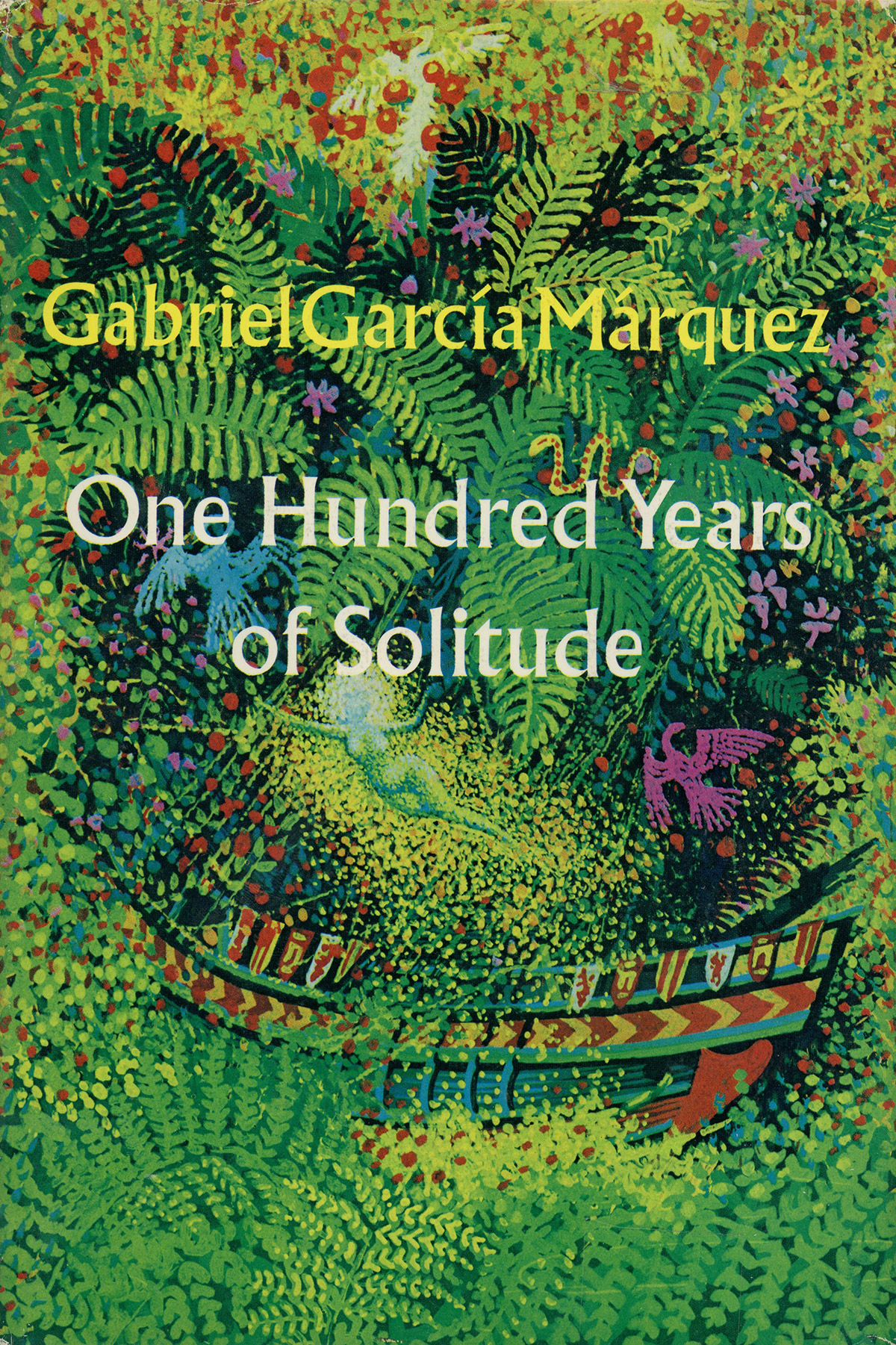a hundred years of solitude and