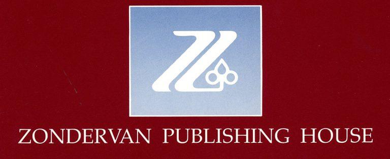 Zondervan Publishing House (Logo) Circa 1989