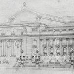 New York Public Library at 42nd Street Rendering (Creative Commons License)