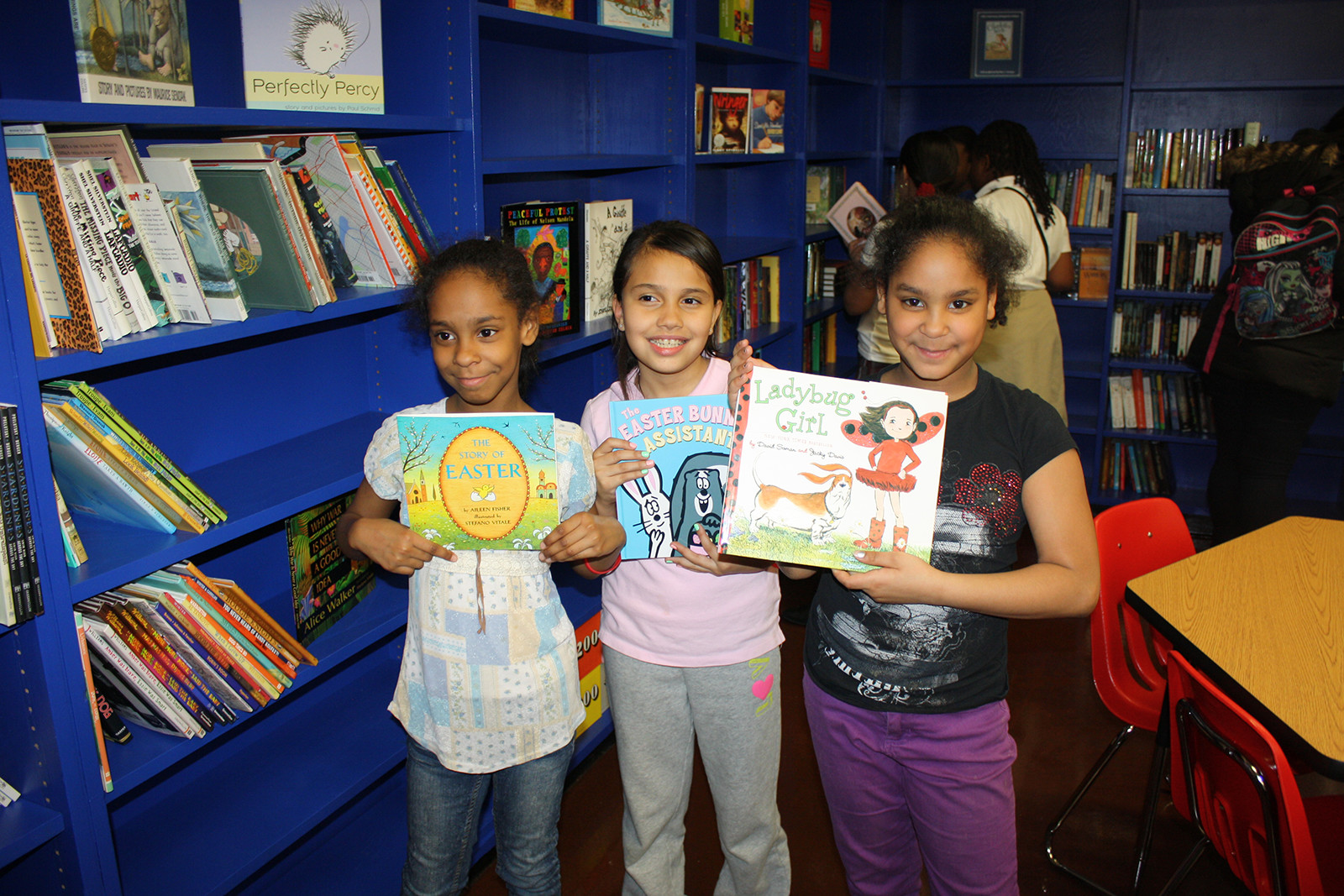 HarperCollins Gives Back | Spotlight-Change-for-Kids