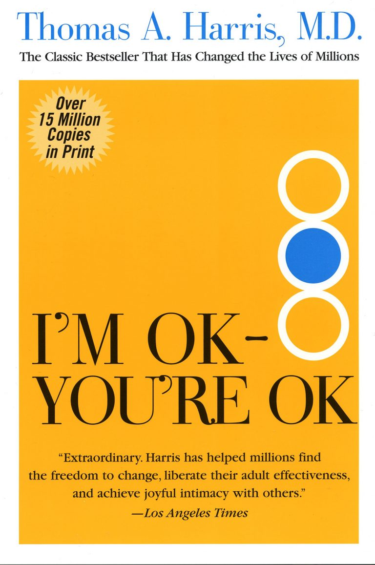I'm OK—You're OK