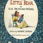 Little Bear by Else Holmelund Minarik. Pictures bt Maurice Sendak. an I CAN READ book. (Cover)