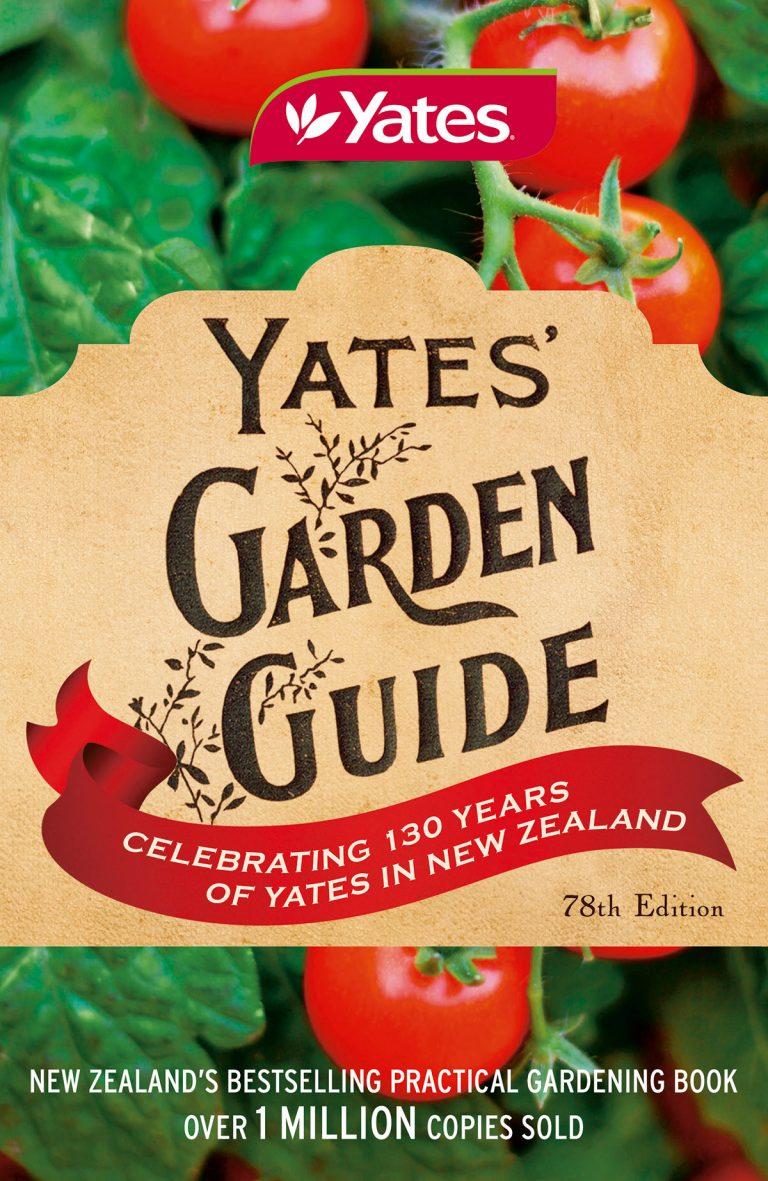 Yates' Garden Guide
