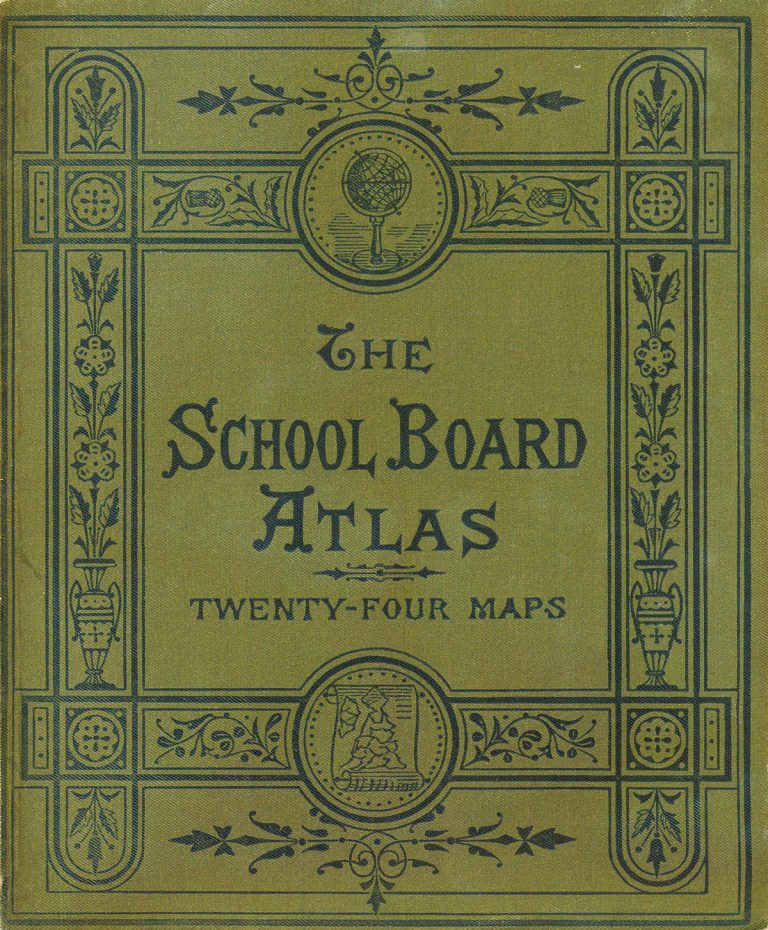 The School Board Atlas // Twenty-Four Maps