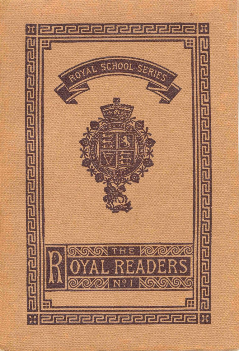 The Royal Readers No 1 (Cover)