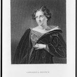 Author Catharine M. Sedgwick (1832).