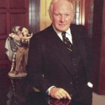 Lawrence Heisey, a former soap salesman who was appointed president of Harlequin in 1971.