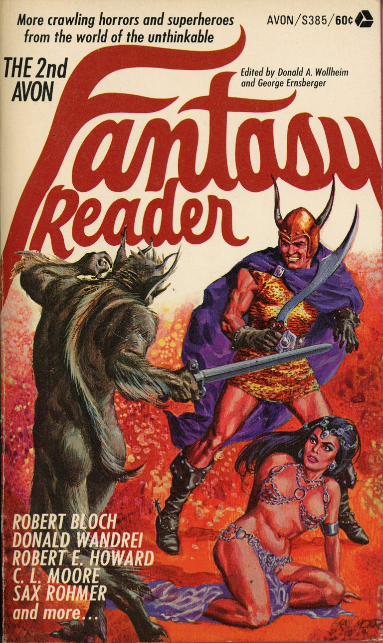 The 2nd Avon Fantasy Reader (1947).