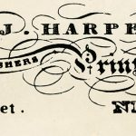 The logo and address for J. & J. Harper Publishers