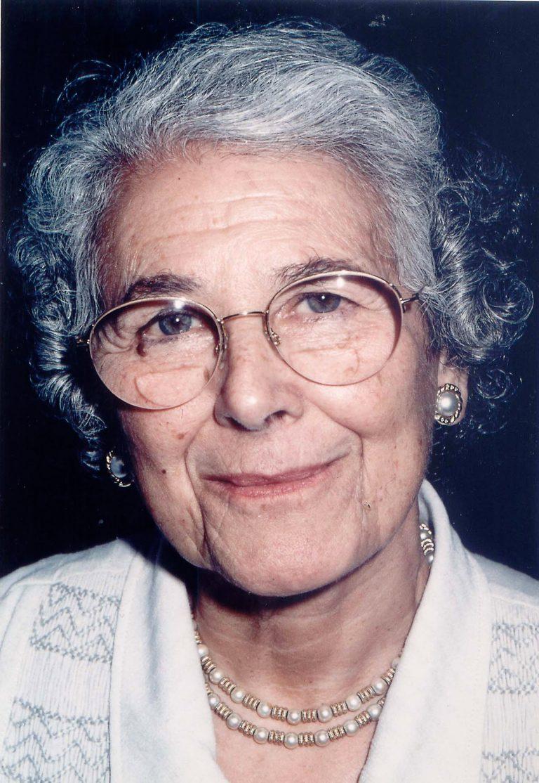 Judith Kerr.