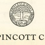 The Lippincott logo from 1937.