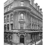 The Thomas Nelson office on Paternoster Row in London.