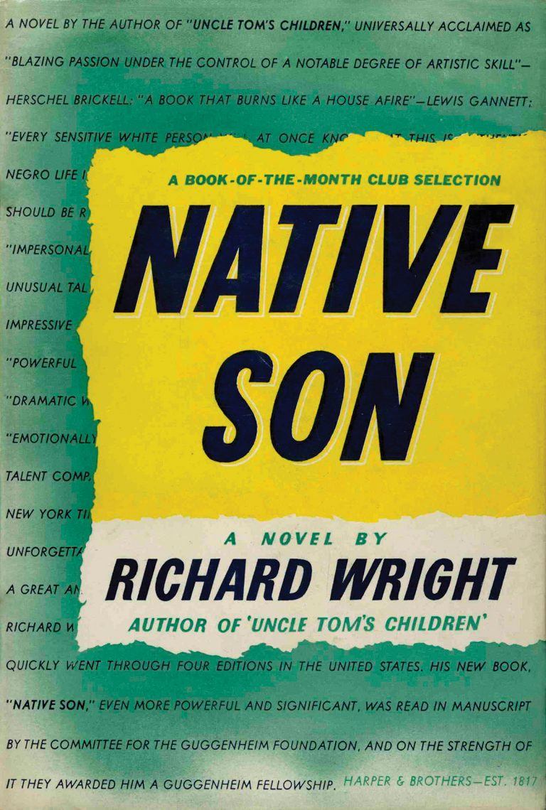Native Son (Cover)