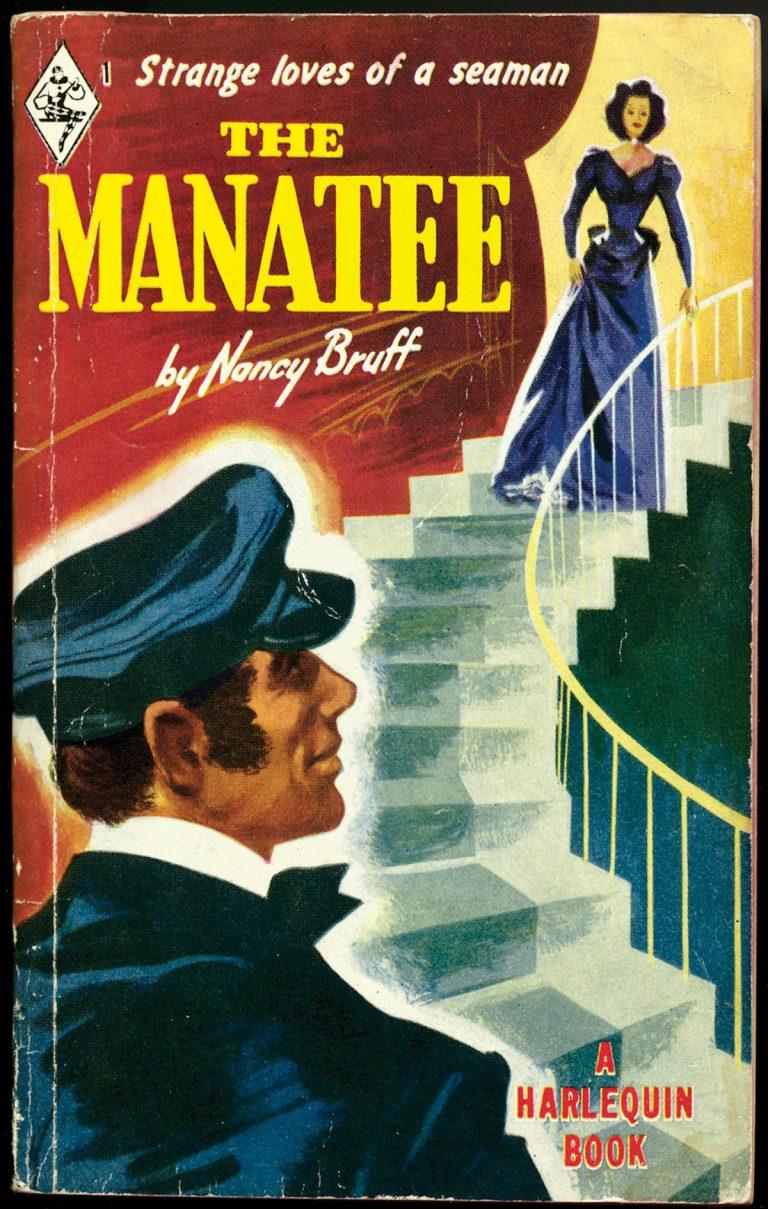 Strange Loves of a seaman The Manatee by Nancy Bruff