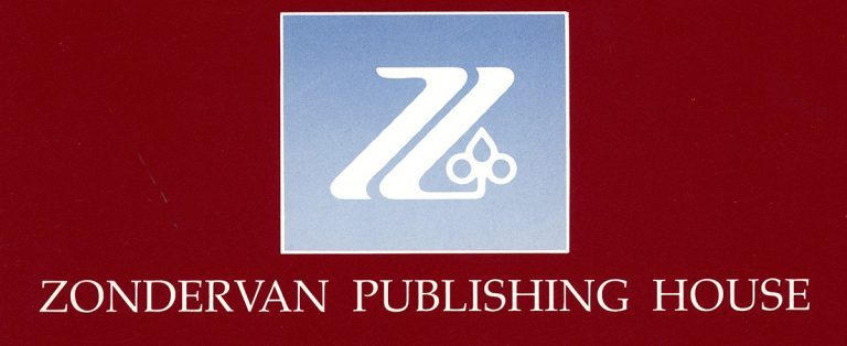 Zondervan Publishing House (Logo) Circa 1989