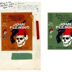 Original cover design for a Collins Crime Club title
